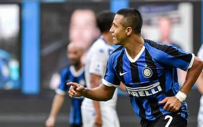 Inter, è ufficiale: Sanchez firma fino al 2023