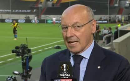 """Marotta: """"Pirlo alla Juve? Scelta coraggiosa"""""""