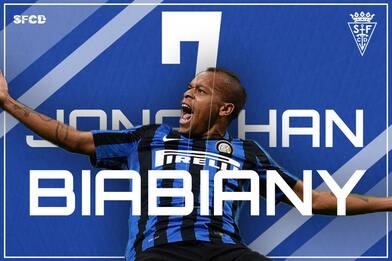 Biabiany riparte dalla Serie C spagnola