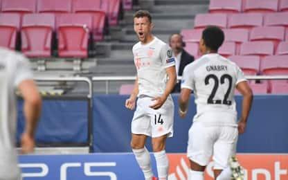 L'Inter apre a un ritorno di Perisic