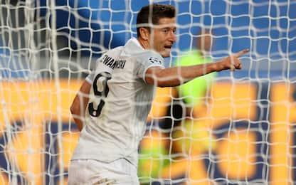 Lewandowski nel 2010 era del Genoa, ma poi...