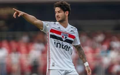 Pato dà l'addio al San Paolo