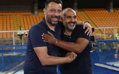 D'Aversa non allenerà più il Parma: c'è Liverani
