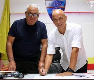 Lecce, ufficiale: Corini è il nuovo allenatore