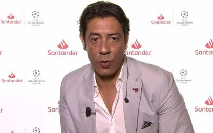 """Benfica, Rui Costa: """"Cavani? Niente accordo"""""""