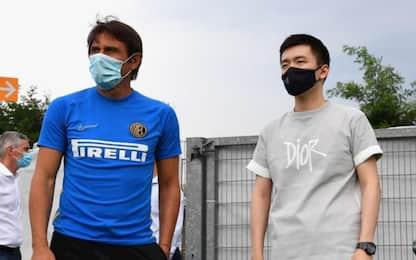 """Zhang: """"Cedere per comprare. Messi? Non si può"""""""