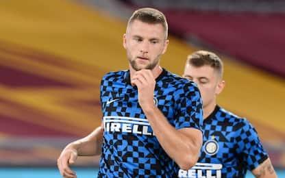 Il Psg punta Skriniar, l'Inter aspetta un'offerta