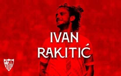 Rakitic torna a Siviglia, ufficiale addio al Barça
