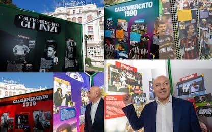 Colpi da Maestro: 70 anni di Calciomercato