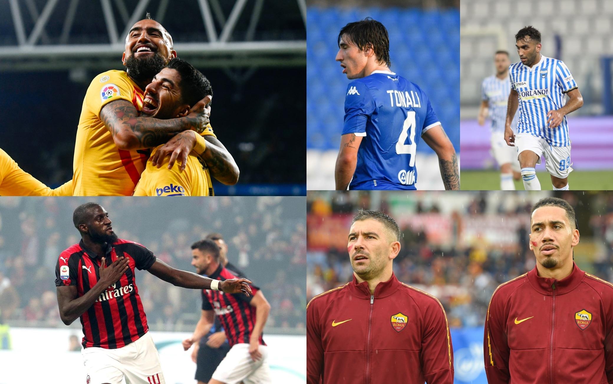 Calciomercato Serie A Le Trattative E Gli Acquisti Di Questa Settimana Sky Sport