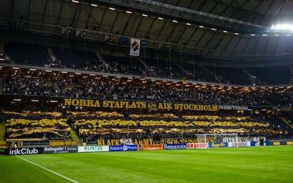 AIK Solna, il mercato lo finanziano i tifosi