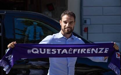 Fiorentina, visite mediche per Bonaventura. FOTO