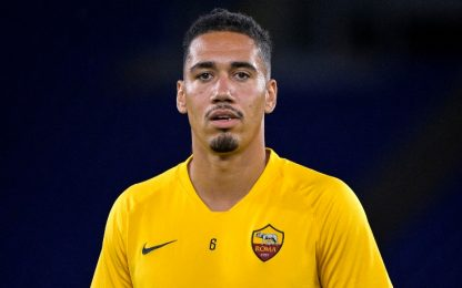 Accordo Roma-Smalling: si stringe con lo United