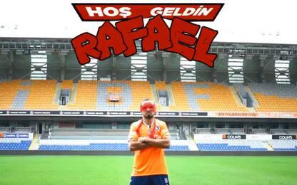 "Rafael, ""Tartaruga Ninja"" per il Basaksehir. VIDEO"