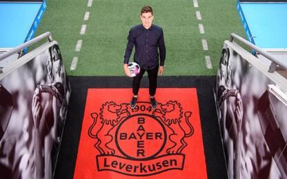 Schick al Leverkusen, presentazione troppo chic!