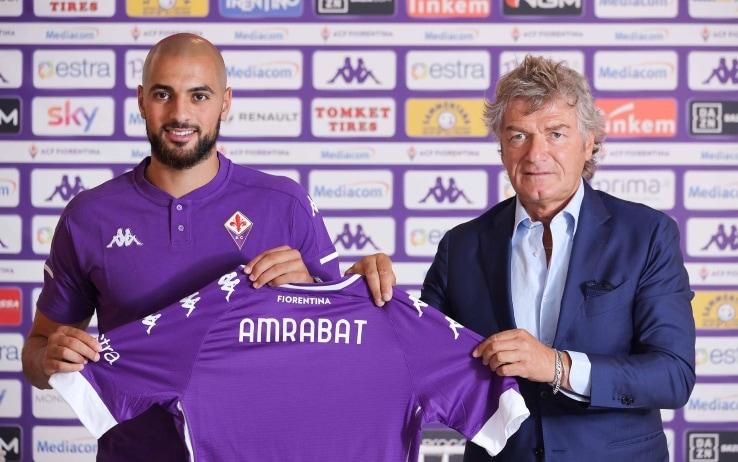 Fiorentina, Amrabat: 'Su di me 5 club italiani, a Firenze per una ...