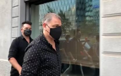 """Inter, gli agenti di Lautaro in sede: """"Resta qui"""""""