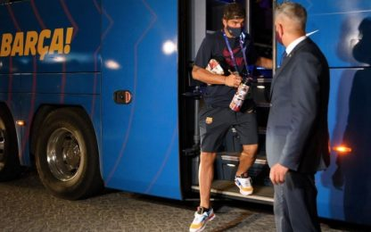 Suarez-Juve lontani: si riapre la pista Dzeko