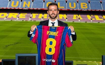 """Pjanic: """"Giocare nel Barça era il mio sogno"""""""