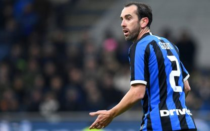 Accordo con l'Inter, Godin vicino al Cagliari