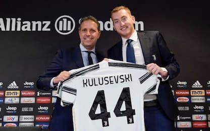 """Kulusevski: """"Voglio vincere tutto. CR7 fantastico"""""""