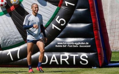 Colpo Liverpool: preso Thiago Alcantara dal Bayern