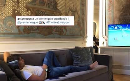 Conte guarda il Chelsea: occhi su Kantè e Alonso?