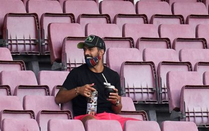Suarez all'Atletico, c'è l'accordo col Barcellona