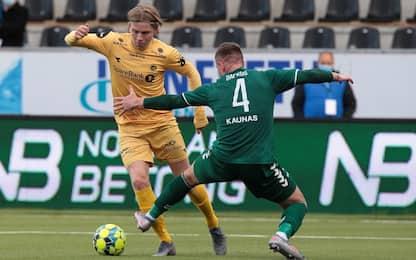 Milan, fiducia per Hauge: c'è il sì del giocatore
