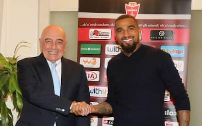 """Boateng è del Monza: un intero """"11"""" di acquisti"""