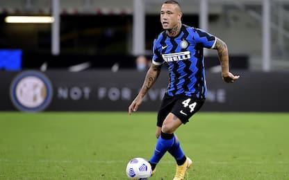 Inter, Nainggolan out a Benevento: ha la faringite