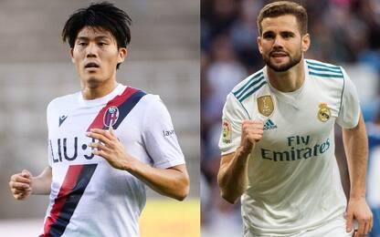 Milan, sfuma Fofana: contatti per Tomiyasu e Nacho