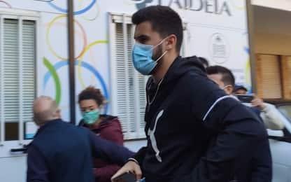 Lazio, visite mediche per G.Pereira e Muriqi