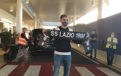 Lazio, Andreas Pereira è a Roma: FOTO e VIDEO