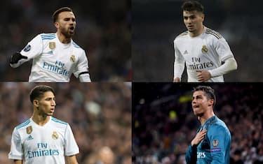 Calciomercato Serie A Tutti Gli Acquisti Dal Real Madrid Sky Sport