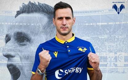 Verona, ecco Kalinic: è ufficiale