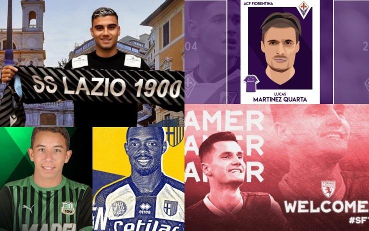 Serie A Alla Scoperta Di 5 Nuovi Acquisti Dall Estero Video Sky Sport