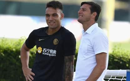 """Lautaro: """"Zanetti mi ha trasmesso cos'è l'Inter"""""""