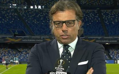 """Giuntoli: """"Gattuso resta, parliamo di rinnovo"""""""