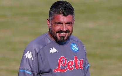 Gattuso vede il Napoli, vicina intesa sul rinnovo