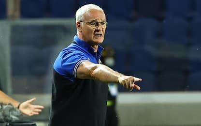 """Ranieri: """"Più punti possibili prima di Natale"""""""