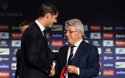 """Cerezo: """"Se la Juve vuole Morata, deve pagarlo"""""""