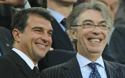 "Laporta: ""Moratti mi offrì 250 milioni per Messi"""