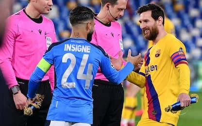"""L'idea di Boateng: """"Messi a Napoli come Maradona"""""""