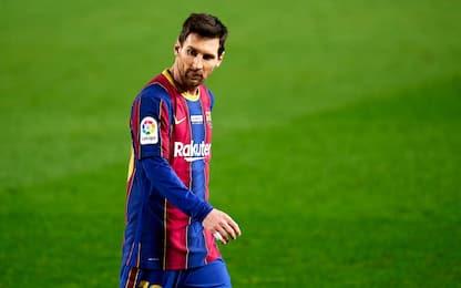 "Messi: ""Via dal Barça? Deciderò a fine stagione"""