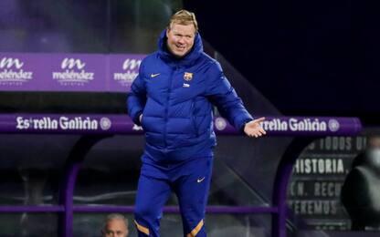 """Koeman: """"Non potrò influire sulle scelte di Messi"""""""