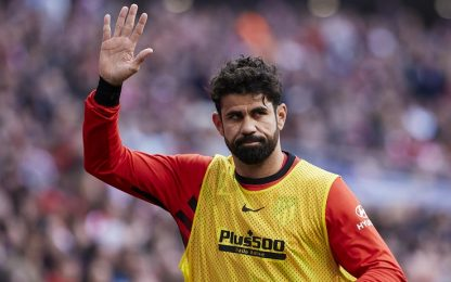 Diego Costa-Atletico Madrid, l'addio è ufficiale