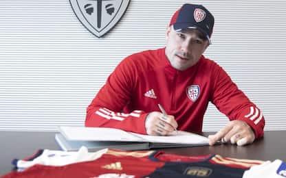 Nainggolan al Cagliari in prestito, è ufficiale