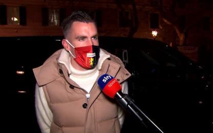 """Strootman: """"Il Genoa un'occasione da non perdere"""""""