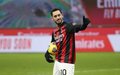 Rinnovo Calhanoglu-Milan: si continua a trattare